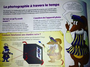 J'ai lu : Clic ! Le manuel des petits photographes