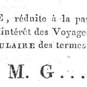 VOYAGES DU CAPITAINE COOK (4) - TE HOA NO TE NUNAA