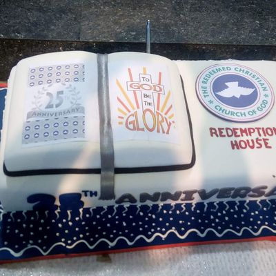 RCCG REDEMPTION HOUSE 25TH ANNIVERSARY (THANKSGIVING)