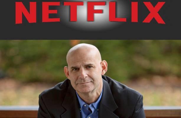 Harlan Coben signe l'adaptation de 14 de ses romans avec Netflix