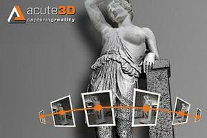 Bentley Acute3D ContextCapture Center 4.1(crea modelos 3d con fotografias)