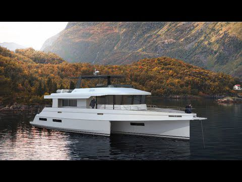 VIDEO - Leen : Neel Trimarans enters the trimaran motoryacht market