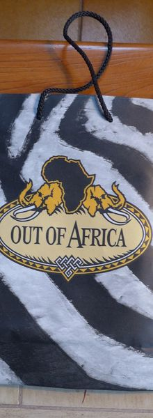 Out of Africa...