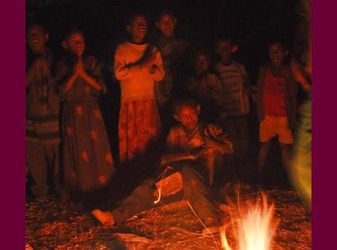 Ethiopie, monts Simien, camp de Mulit