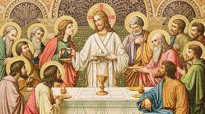Annonce de l'Eucharistie - Laissez venir à moi les petits enfants - Pierre, Chef de l'Eglise - Jésus prédit sa mort et sa résurrection - Transfiguration de Jésus devant ses Apôtres (5/ 16)