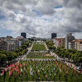 1er mai à Lisbonne