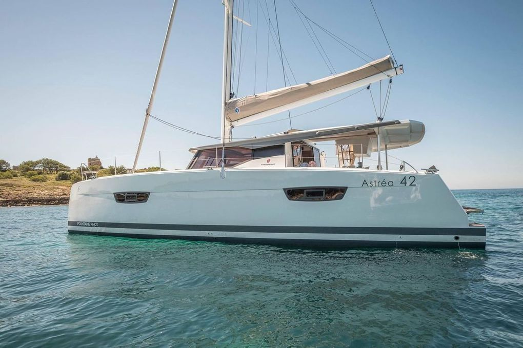 Astréa 42 (Fountaine-Pajot)