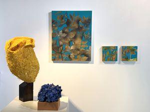 """""""Entrée en matières"""", 2020. Galerie Place à l'ART, Voiron"""