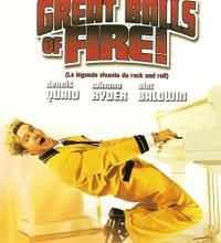 Ciné-cure.....Great balls of fire & Walk the line