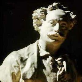 Alexandre Dumas fils. Cimetière Montmartre. Saint Marceaux.