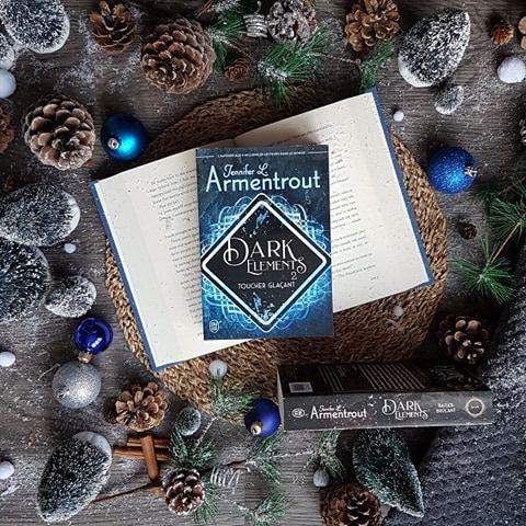 Dark Elements, tome 2 : Toucher glaçant - Jennifer L. Armentrout