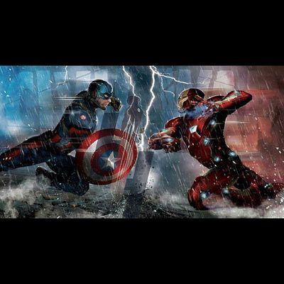 Premières images de 'Civil War' !