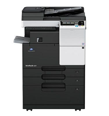 Konica bizhub 227 Multifunction Printer