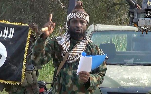 Imágenes de Abubakar Shekau, el jefe terrorista de Boko Haram.- El Muni.