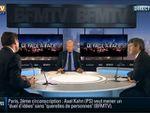"Débat Mélenchon vs Estrosi dans ""BFM-TV 2012"""