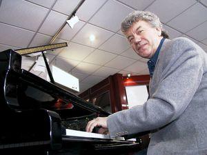 gilbert sigrist, un grand pianiste français versé dans le jazz et la variété qui s'est éteint le 2 mai 2020 des suites d'une longue maladie