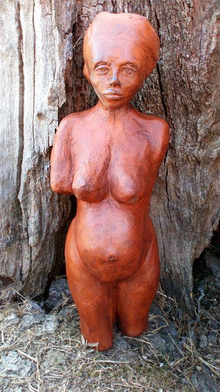 Sculpture de Danièle M