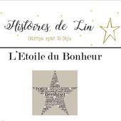 Album Etoile du Bonheur d'Histoire de Lin - Chez Mamigoz