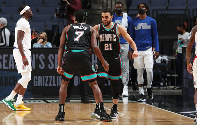 Les Clippers chutent sur le parquet des Memphis Grizzlies, Washington s'impose à Denver