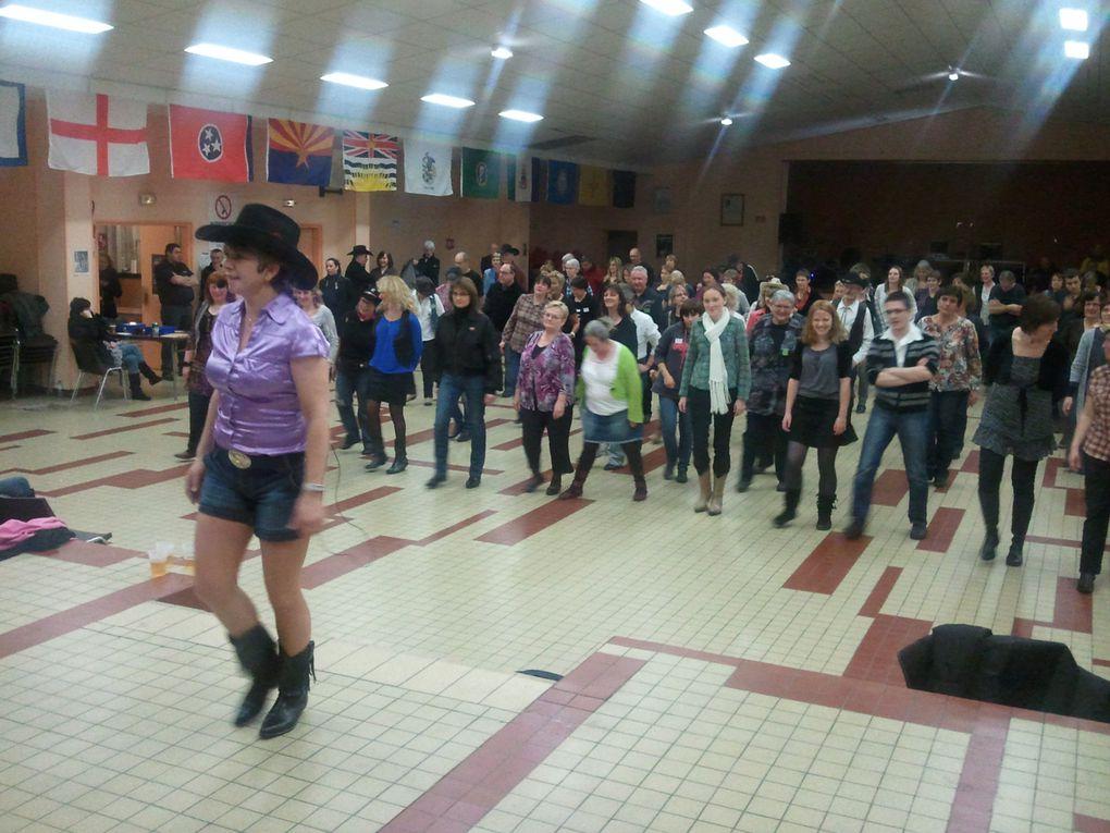 Concert de Pierre Lorry  à Plabennec le 11/02/2012 organisé par les Aber's Country
