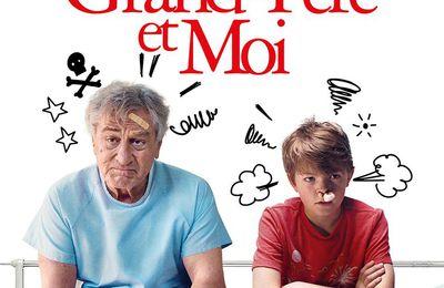 MON GRAND-PERE ET MOI (The War with Grandpa)