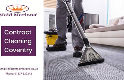 Contract Cleaning Coventry- Disinfect the Coronavirus and avoid chemicals yourself