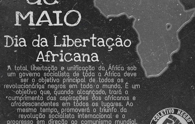 La lutte pour la libération de l'Afrique
