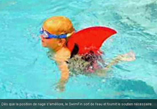 Le swimfin de Kidshop ( test + concours)