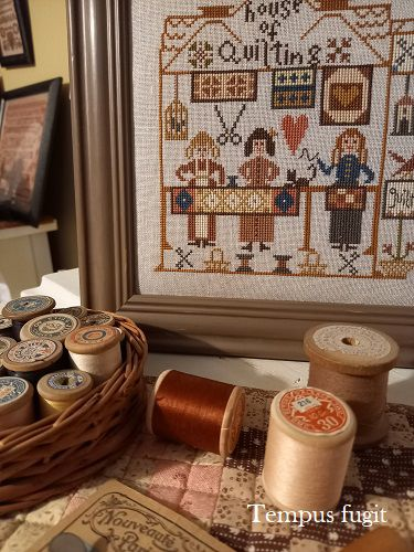 House of quilting
