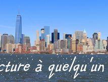 New York 9 marque-pages gratuits à imprimer avec la skyline de Manhattan