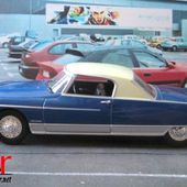 FASCICULE N°3 CITROEN DS 21 COUPE LE DANDY HENRI CHAPRON 1967 UNIVERSAL HOBBIES 1/43 - car-collector