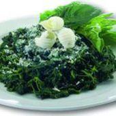 spinaci AL BURRO - IVANA IN CUCINA