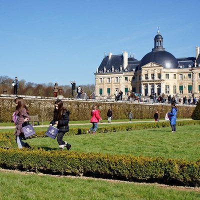 Les vacances de Pâques au Château de Vaux-le-Vicomte