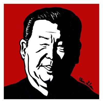 """""""Le président chinois Xi Jinping"""""""