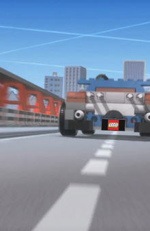 """(Maj) Chemtrails dans """"LEGO: The Adventures of Clutch Powers"""" !"""