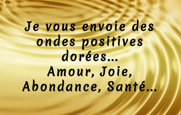 Ondes positives