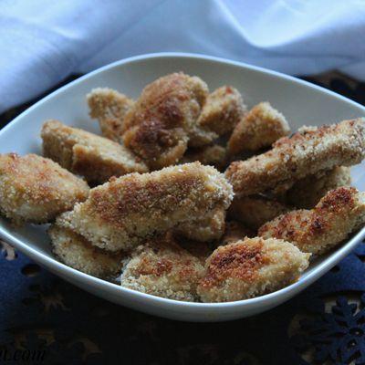 Nuggets de poulet panés à ma façon