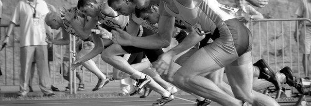 Les enjeux de La grande course de Flanagan (McNab)