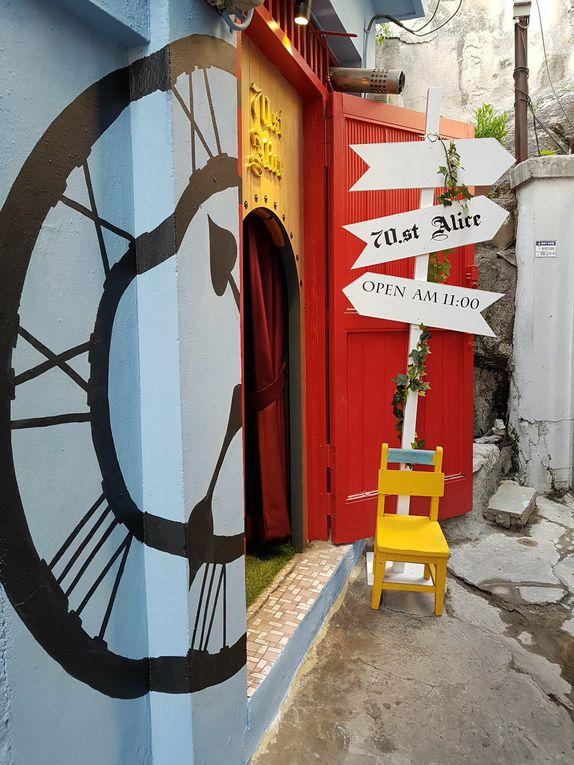 Ihwa Mural Village : une galerie à ciel ouvert