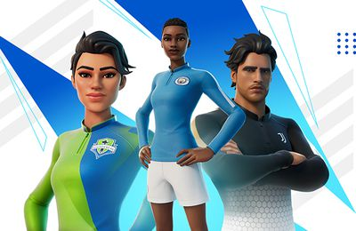 [ACTUALITE] Fortnite - Le football arrive dans le jeu!