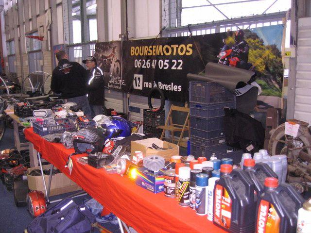 3éme Bourse/expo moto 2013 à DOMONT (95) LES PETAR ARDENTES DOMONTOISES