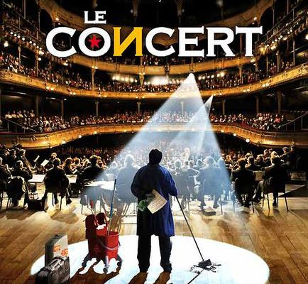 LE CONCERT / CINEMA