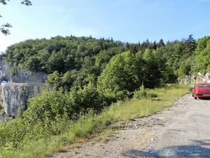 Combe laval (Voyages en camping-car)
