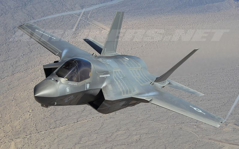 Lockheed Martin fête son 100ème F-35 Lightning II