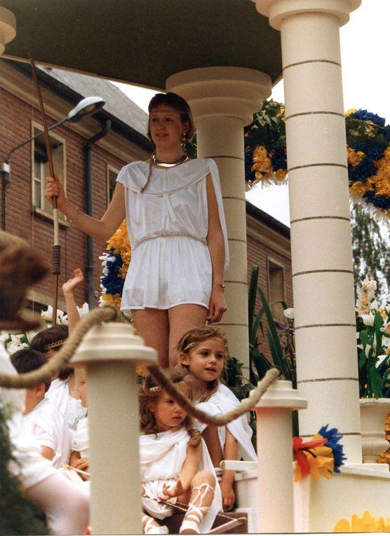 Album - le Hameau de Tarlefesse,1987 le bouquet provincial