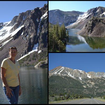 Le parc Yosemite.