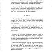 Rapports du Préfet, procès-verbaux des délibérations / Département du Puy-de-Dôme, Conseil général
