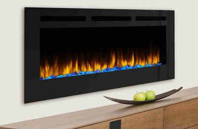 How Electric Fireplaces are Convenient to Install? Know its Benefits