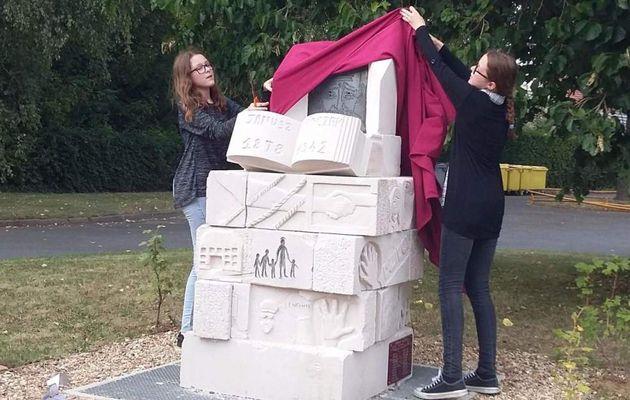 Sculpture Hommage à Janusz Korczak