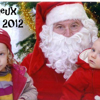 Papa Noël 2012